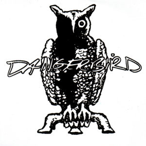 Dangerbird Ugh God 7inch DNGRBRD side black SRA