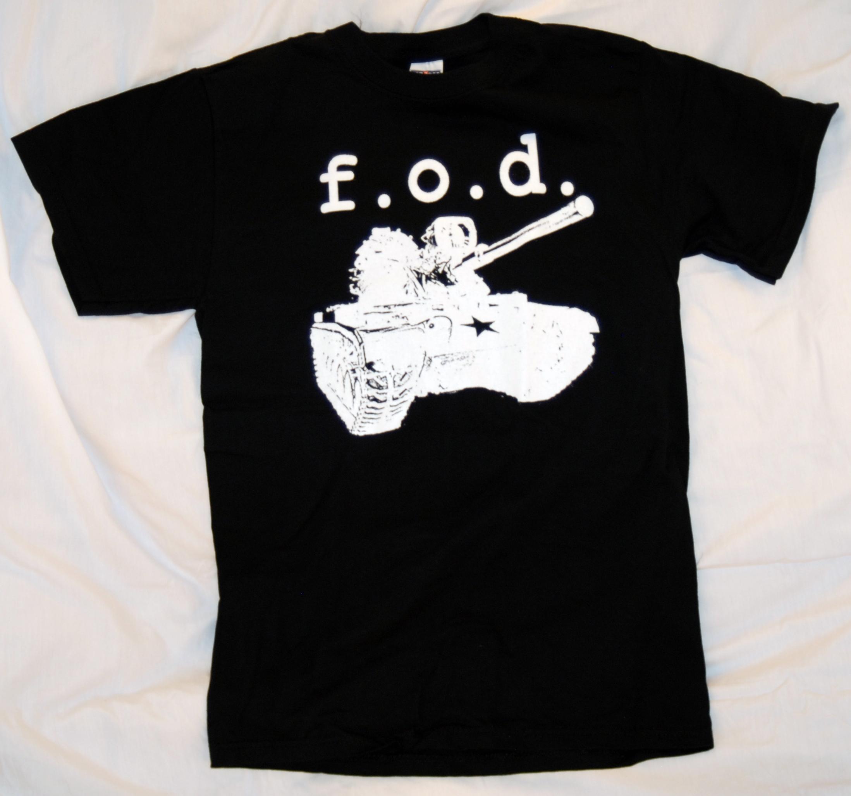FOD tank shirt front