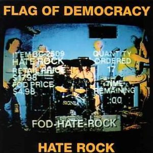 HATE ROCK cover low rez
