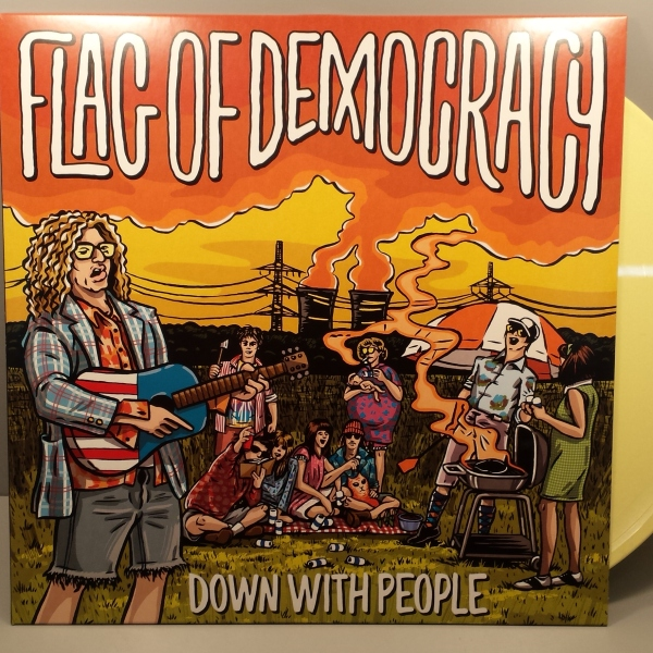 DOWN WITH PEOPLE LP