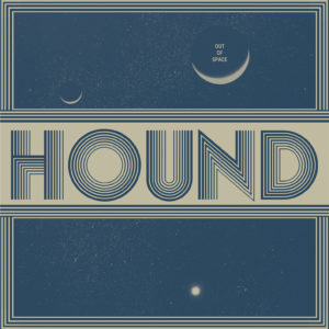 HOUND OUT OF SPACE front cover